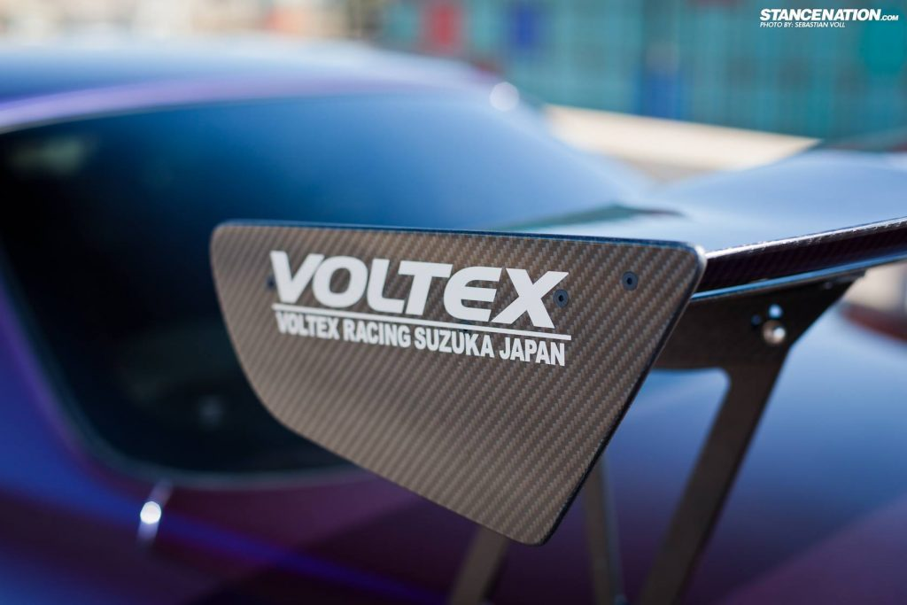 Voltex Japan B End Plates